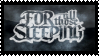 For All Those Sleeping Stamp [Reg./Border/Glossy] by darkdissolution