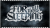 For All Those Sleeping Stamp [/With NO Border/] by darkdissolution