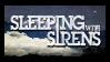Sleeping With Sirens Stamp [Gloss/Border]