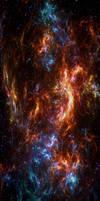 ICE/FIRE Nebula [Custom Box Background] BIGGER by darkdissolution