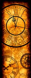 Only Time Will Tell [Custom Box BG] by darkdissolution