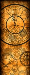Time and Time Again [Custom Box BG] by darkdissolution