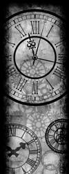 Only Time Will Tell [Custom Box BG] (B'n'W Edit) by darkdissolution