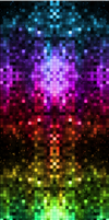 Rainbow Pexils ]}With Stars{[