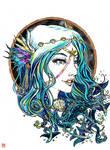 Sailor Aluminium Siren by Nedoesntsleep