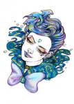 Sailor Mercury by Nedoesntsleep