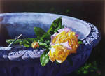 Peace Roses - Oil PAINTING