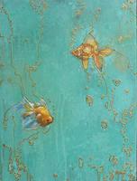 Goldfish Folly by AstridBruning