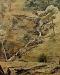 Felltimber Creek -  OIL Painting