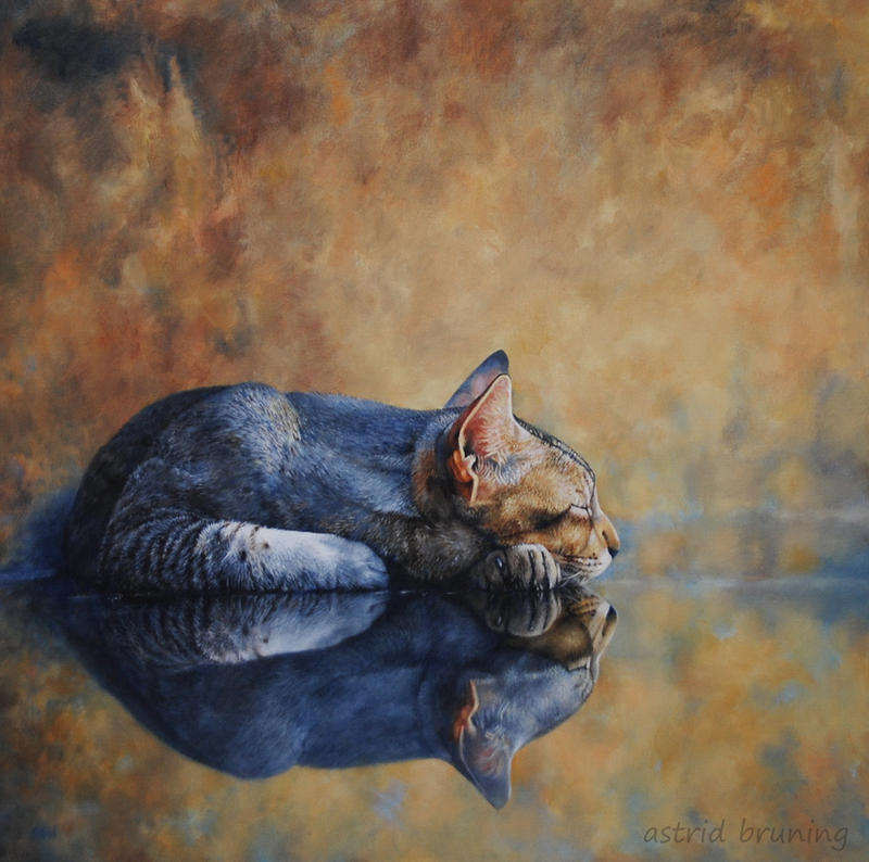On Reflection-PAINTING