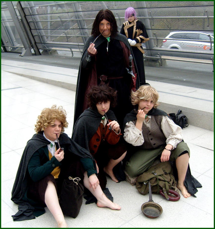Lord of the rings conventions