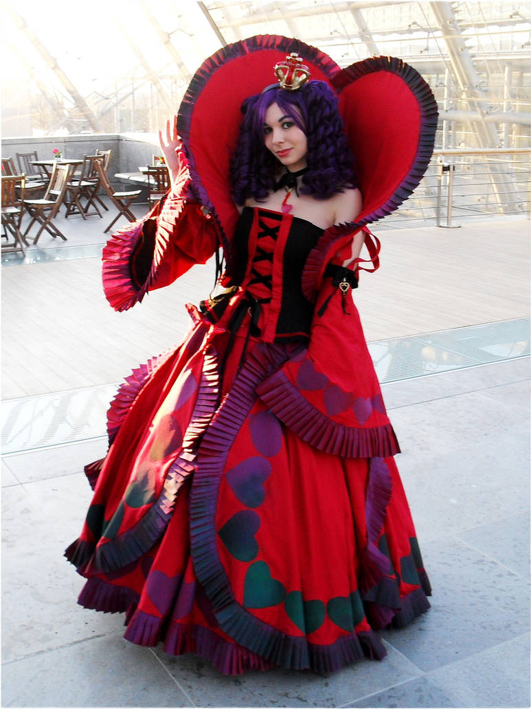 queen of hearts cosplaymetalqueen94 on deviantart