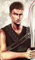 Cato - The Hunger Games by Patsie