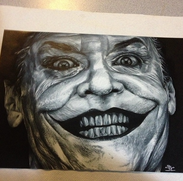 The Joker By G00NEYT00NS On DeviantART