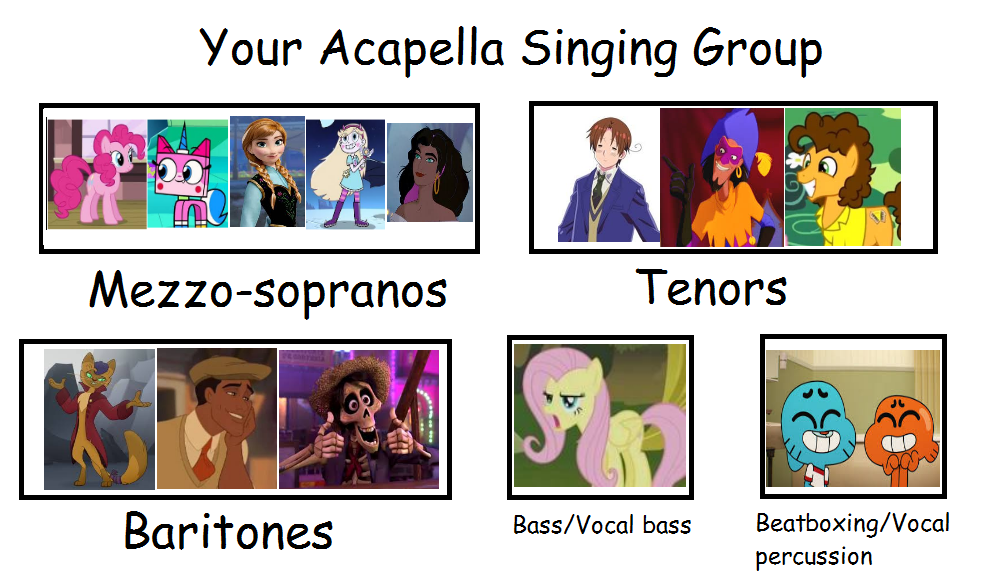 Acapella Singing