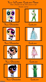 Adopted PPG Costume Meme 1