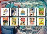 Top 10 Favorite Walt Disney Films