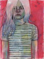 Douce Adolescence by veroklotz