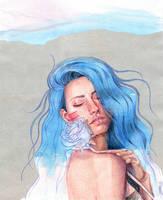 Denitsa bleue