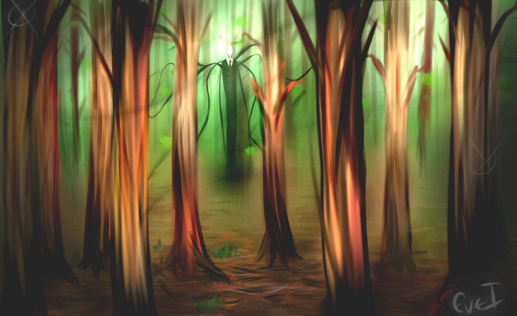 Woods by EveIrken