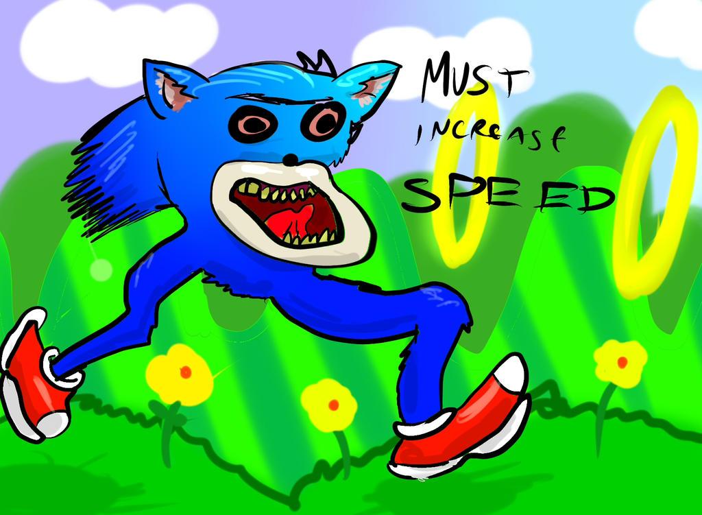 Sonic by EveIrken