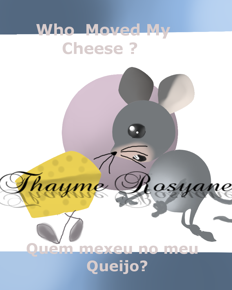 Speedpaint - Who moved my Cheese by Rosyane