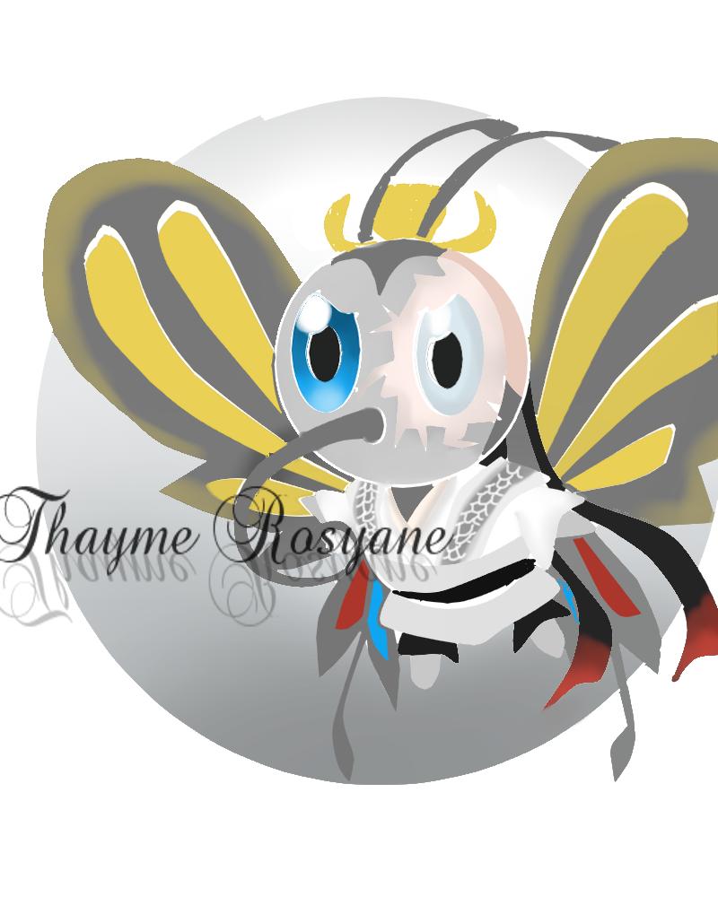 Concept Art BeautyHakuryuu by Rosyane