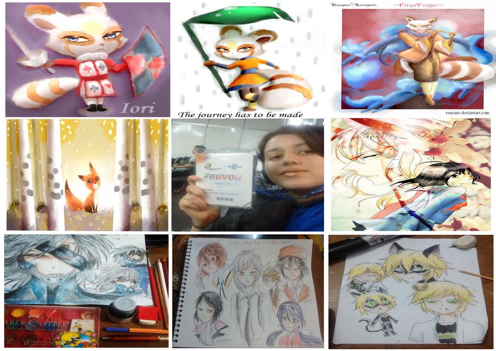Art vs Artist - Thayme Rosyane