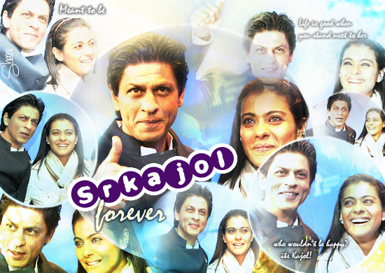 Srkajol at Berlin by scarletartista