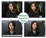 Photopack Krystal F(x) #1 In The Heirs By JungPuNy