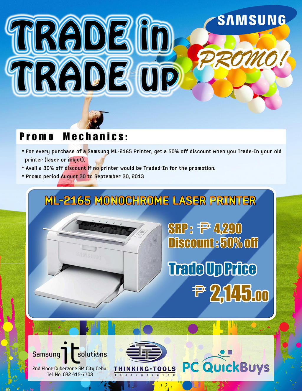 hp sample flyer by tellan07 on samsung sample promo flyer by tellan07