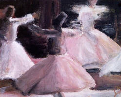 Derviches Tourneurs - Whirling Dervishes by Baleineau