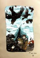 Bran by Baleineau