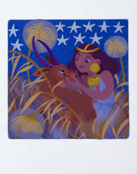 The Princess and the Gazelle
