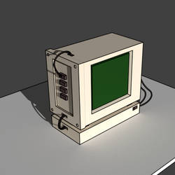 Computer by tinymicrobe