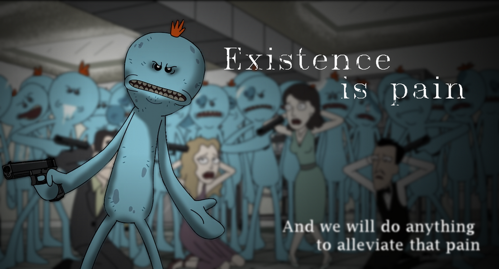 i_m_mr__meeseeks__existence_is_pain_by_mathavious d99il9g i'm mr meeseeks existence is pain by mathavious on deviantart