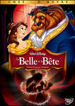 Beauty and the Beast French DVD Cover