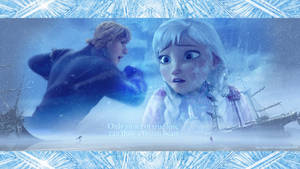 Disney's Frozen - Wallpaper