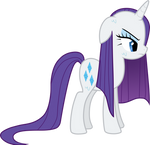 Rarity is not amused