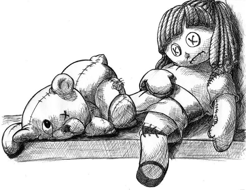 Brocken Used Toys : Broken toys by faryndreyn on deviantart