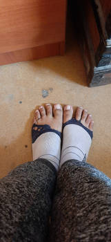 Holey Socks 2