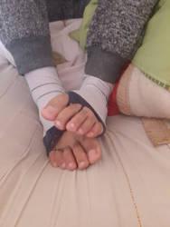 Holey Socks 3