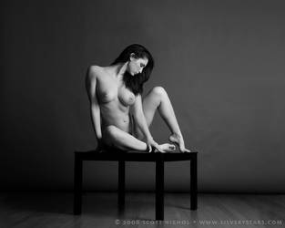 Carlotta - Black Table by silverystars