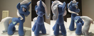 fleece Trixie plush by PlushyPuppy