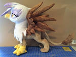 open wing Gilda plush by PlushyPuppy