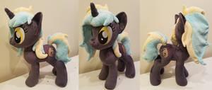 Oc Pony 'Electro Current' commission