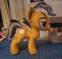 smug horse quibble pants WIP by PlushyPuppy