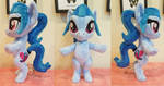 anthro Sonata Dusk plush