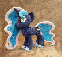 12 inch Princess Luna plush by PlushyPuppy