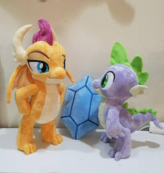 Rarity wont be mad if we just have a little snack